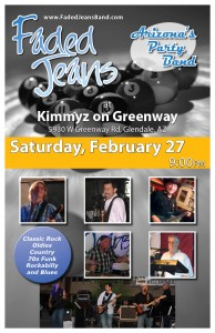 FJB at Kimmyz on Greenway!